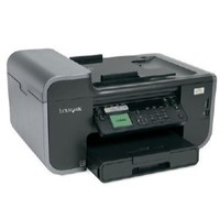 Lexmark Prevail Pro705 All-in-One Inkjet Printer  33 PPM  4800x1200 DPI  Color  64MB  PC Mac