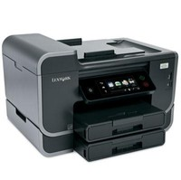 Lexmark Platinum Pro905 All-in-One Inkjet Printer  33 PPM  4800x1200 DPI  Color  64MB  PC Mac