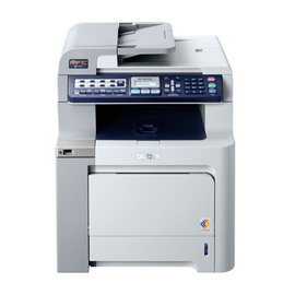 Brother MFC-9450CDN All-in-One Laser Printer  21 PPM  2400x600 DPI  Color  64MB  PC Mac