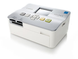 Canon Selphy CP780 Dye Sublimation Printer  300x300 DPI  Color  PC Mac