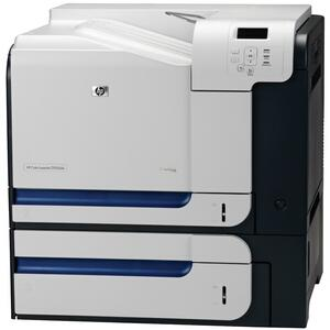 HP  Hewlett-Packard  LaserJet CP3525dn Laser Printer  30 PPM  1200x600 DPI  Color  384MB  PC Mac