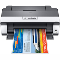 Epson WorkForce 1100 Inkjet Printer  30 PPM  5760x1440 DPI  Color  PC Mac