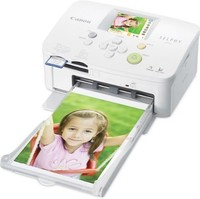 Canon Selphy CP760 Photo Printer  300x300 DPI  Color  PC Mac