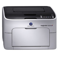 Konica Minolta magicolor 1600W Laser Printer  20 PPM  1200x600 DPI  Color  16MB  PC