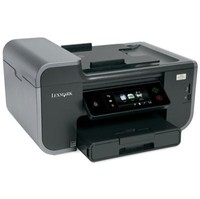 Lexmark Prestige Pro805 All-in-One Inkjet Printer  33 PPM  4800x1200 DPI  Color  64MB  PC Mac