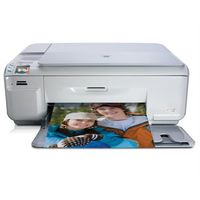 HP  Hewlett-Packard  Photosmart C4580 All-In-One Printer  30 PPM  2400x1200 DPI  Color  32MB  PC Mac