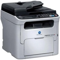 Konica Minolta Magicolor 1690MF All-in-One Laser Printer  20 PPM  1200x600 DPI  Color  128MB  PC Mac