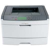 Lexmark E460dn Laser Printer  40 PPM  1200x1200 DPI  B W  64MB  PC Mac