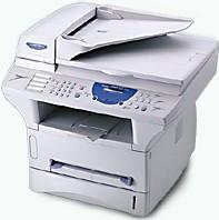 Brother MFC-9700 Laser Printer  15 PPM  600x600 DPI  B W  8MB  PC Mac