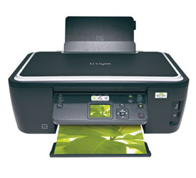 Lexmark Intuition S505 Wireless 3-in-1
