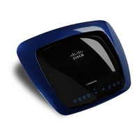 Linksys WRT610N Wireless Router w  WPC600N Adapter