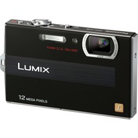Panasonic Lumix DMC-FP8K Black Digital Camera  12 1MP  4 6x Opt  SDHC Card Slot