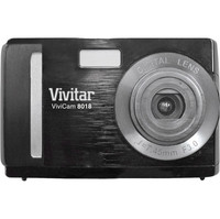 Vivitar ViviCam 8018 Silver Digital Camera
