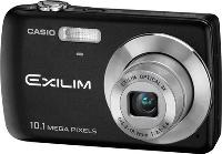 Casio Exilim EX-Z33 Black Digital Camera
