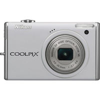 Nikon Coolpix S640 Pearl White Digital Camera