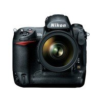Nikon D3s Black SLR Digital Camera Body Only