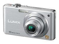 Panasonic Lumix DMC-FS8S Silver Digital Camera