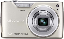 Casio Exilim EX-Z450GD Gold Digital Camera KIt