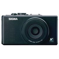 Sigma DP2 Black Digital Camera  14MP  MMC SD SDHC Card Slot