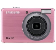 Samsung SL202 Pink Digital Camera