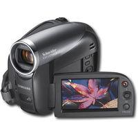 Samsung SC-DX205 DVD HD Camcorder  34x Opt  2200x Dit  2 7  LCD