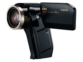 Sanyo VPC-HD2000ABK Full 1080p HD Camcorder - Black