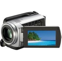 Sony DCR-SR47E  PAL  60GB HDD Handycam Camcorder  Carl Zeiss Vario-Tessar Lens  60x Optical 2000x Digital Zoom Lens  2 7  Touch Panel LCD  Silver