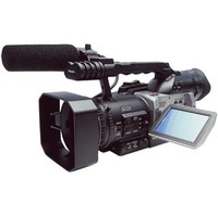 Panasonic AG-DVX100BE  PAL  System 3-CCD 25p Mini-DV Cinema Camcorder with CineSwitch Technology  CineGamma Software  FireWire Interface and Black Sapphire Color