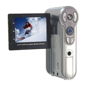 Aiptek Pocket DV5800 MPVR Plus 5MP MPEG4 Media Player   Video Recorder