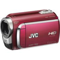 JVC GZHD300R HD Camcorder  Red