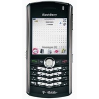 RIM BlackBerry Pearl 8100 Red Smartphone