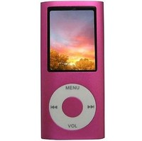 Impecca MP-1845-P  1.8 Digital Media Player 4GB - Pink