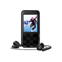 Creative Labs Zen Mozaic EZ300 MP3 Player  8GB  Black