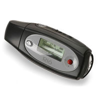 Rio Fuse 128MB MP3 WMA Player  128MB