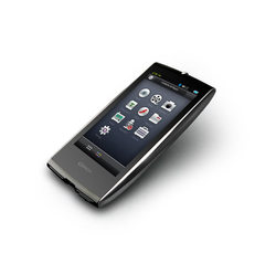 Cowon S9 8GB Black MP3 Player  3 3  LCD  Flash Drive  FM Tuner  11 Hours Video  55 Hours Audio