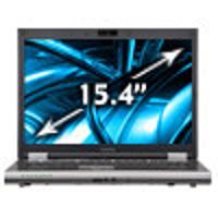 Toshiba Tecra A10-S3553 Notebook  2 8GHz Intel Core 2 Duo Mobile T9600  4GB DDR2  320GB HDD  DVD  RW DL  Windows XP Pro  15 4  LCD