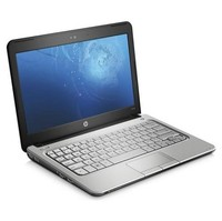 Hewlett-Packard  Mini 311-1000NR Netbook  1 6GHz Intel Atom N270  1GB DDR3  160GB HDD  Windows XP  11 6  LCD