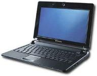 Gateway LT2024u Netbook - Intel Atom N270 1 6GHz 1GB DDR2 160GB HDD 10 1 WSVGA Windows 7 Starter 3-C