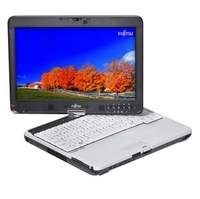 Fujitsu LifeBook T4410 Tablet PC  2 53GHz Intel Core 2 Duo Mobile P8700  2GB DDR3  250GB HDD  DVD  RW DL  Windows 7 Professional  12 1  LCD