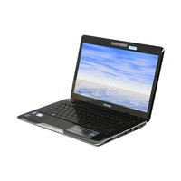Toshiba Satellite T135-S1305WH Notebook PC  Intel Pentium SU4100 1 3GHz 3GB DDR3 320GB HDD 13