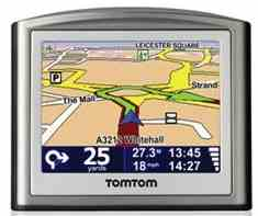 Tomtom ONE 3rd Edition GPS  Vehicle  3 5  LCD