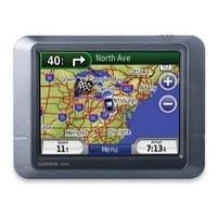 Garmin Nuvi 205W 4 3 Widescreen Portable GPS Navigator