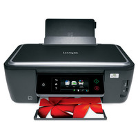 Lexmark Interact S605 All-in-One Inkjet Printer  33 PPM  4800x1200 DPI  Color  64MB  PC Mac