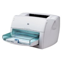 Hewlett-Packard  LaserJet 1000 Laser Printer  10 PPM  600x600 DPI  B W  1MB  PC