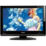 Toshiba 19AV600U 19  LCD TV  Widescreen  1440x900  HDTV