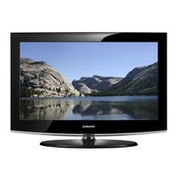 Samsung LN22B360 21 6  LCD TV  Widescreen  1366x768  HDTV