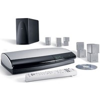 Bose Lifestyle 48IVB 5 1-Channel Home Theater System  Black  Lifestyle 48IVB 5 1-Channel Home Theater Sys