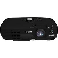 Epson EX71 Multimedia LCD Projector  1280x800  2500 Lumens  2 000 1  HDTV Compatible