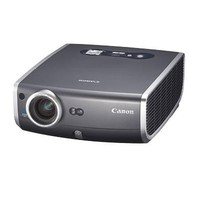 Canon REALIS SX60 Projector  1400x1050  2500 Lumens  1000 1