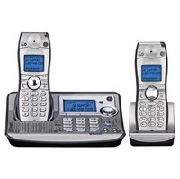 GE 2812EE2 DECT 6 0 Cell Fusion With Answering System - Silver
